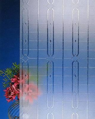 Как матовые стекла сделать прозрачными